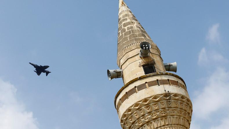Türkei fliegt Luftangriffe gegen PKK in Nordirak
