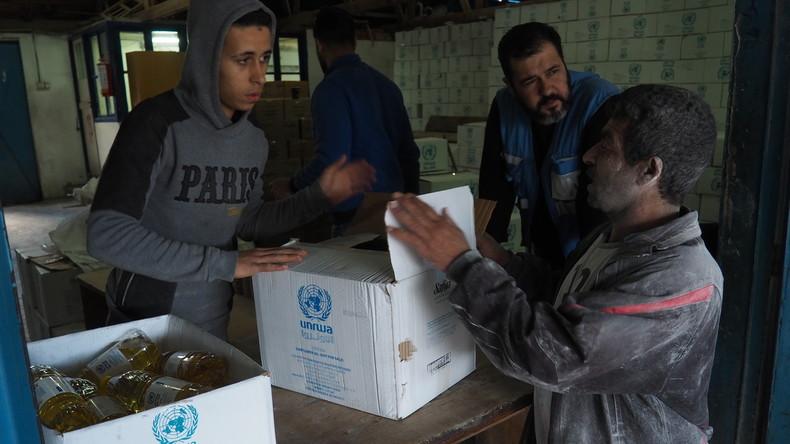 Palästinenserhilfswerk sieht Flüchtlingsversorgung ab März kritisch