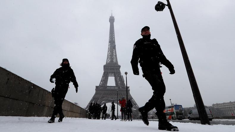 Französische Sicherheitskräfte vereiteln Attentate auf Sportstätte und Militär