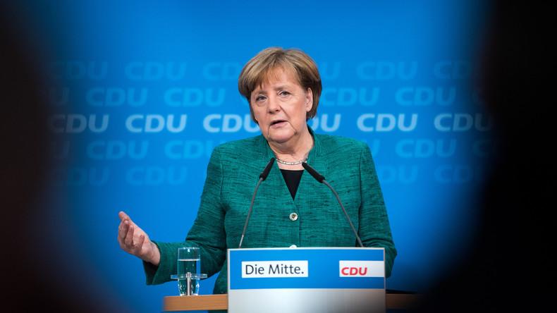CDU stimmt über Koalitionsvertrag ab: Merkel kommt mit Ministerkandidaten ihren Kritikern entgegen