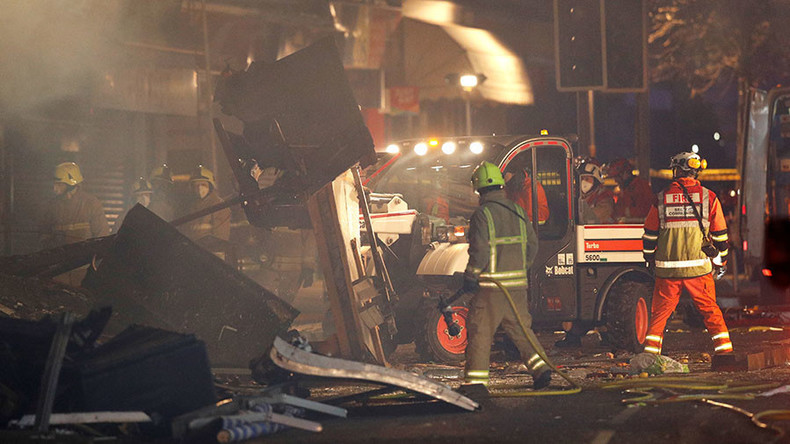 Mindestens vier Tote bei Hausexplosion in Großbritannien