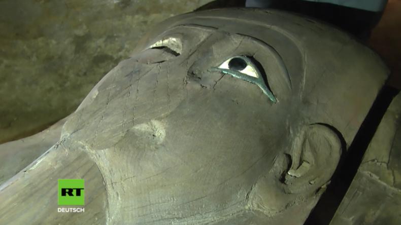 """Spektakulärer Fund am Nil: """"Ägypten hat demnächst eine neue archäologische Attraktion"""""""