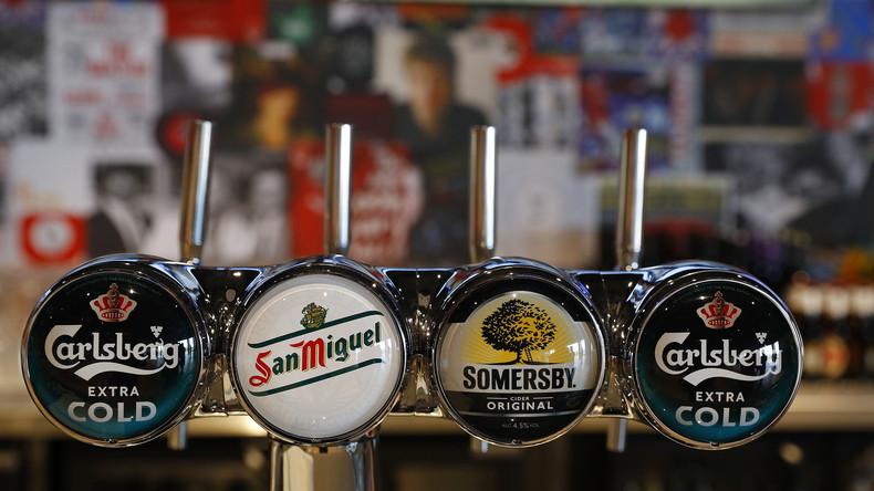 Niemand bleibt nüchtern: Brauerei baut Hotel mit Bier-Wasserleitung