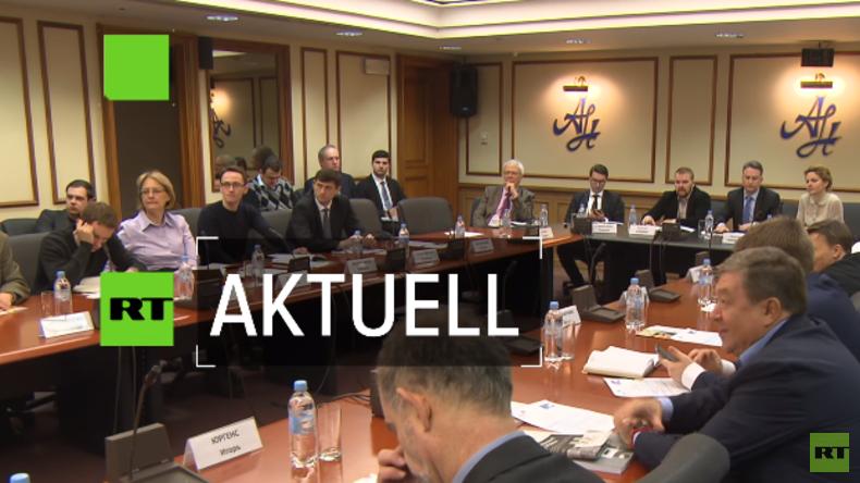 Expertengruppe: Vier Szenarien für die Ukraine - Von blumig bis düster (Video)