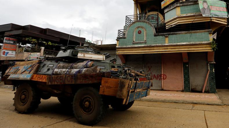 Philippinen: Nach Niederlagen im Nahen Osten nehmen IS-Reste Kurs auf Südostasien