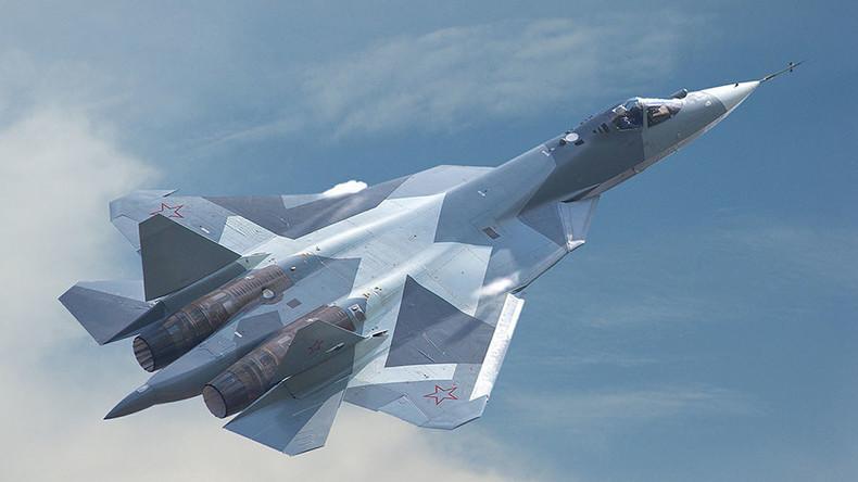 Leak bestätigt: Russischer Su-57-Tarnkappen-Kampfjet für Radartests in Syrien stationiert