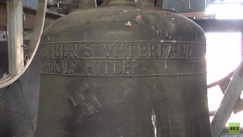 """Läutet hier der Nationalsozialismus? Streit um """"Hitler-Glocke"""" in der Pfalz"""