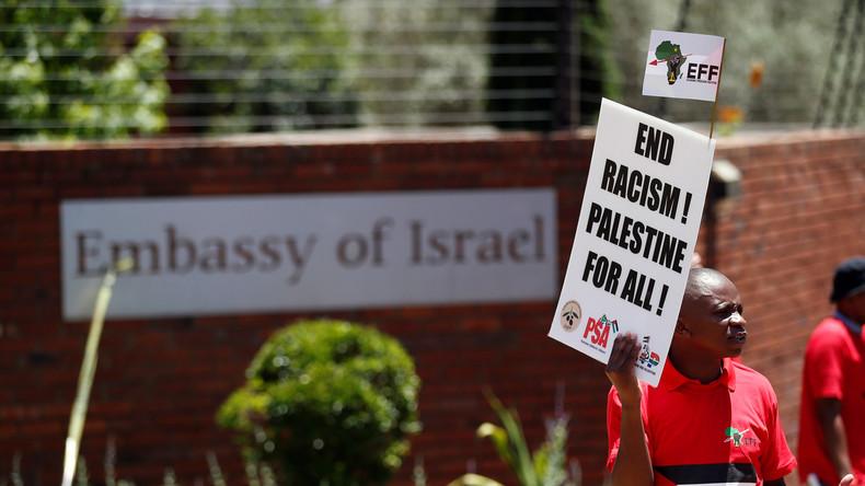 Südafrika: Regierungspartei will diplomatische Beziehungen zu Israel kappen