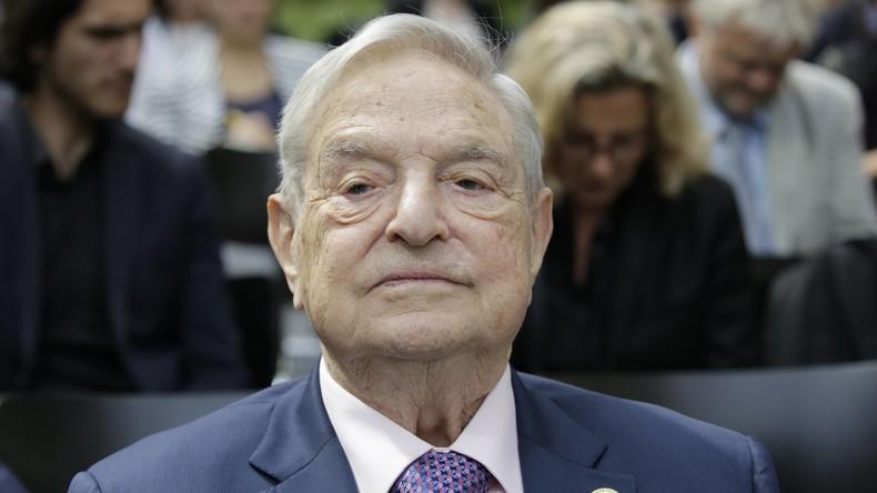 Düsseldorfer Tonhalle verleiht Menschenrechtspreis dem US-Geschäftsmann George Soros