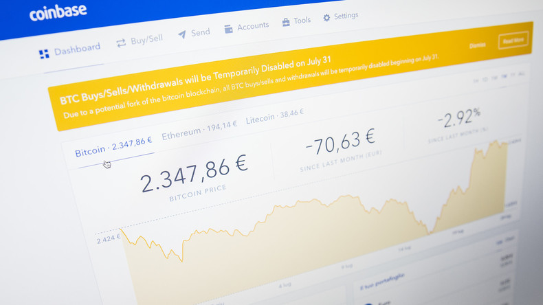 US-Krypto-Börse gewährt Bundessteuerbehörde Zugang zu Daten tausender Kunden