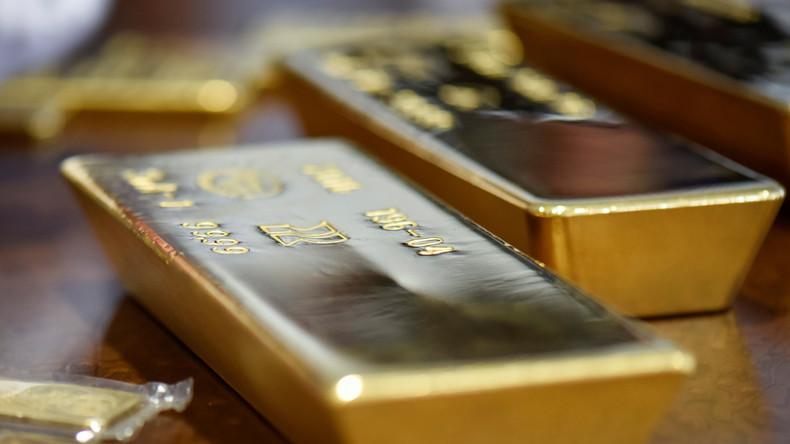Gemeinsam gegen US-Dollar-Abhängigkeit: Russland überholt China im Wettlauf um Goldreserven
