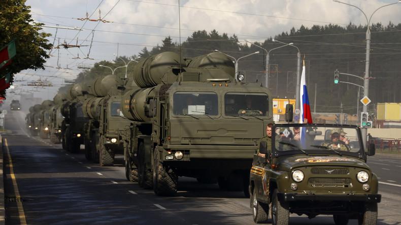 """""""Sie wollen keine Unabhängigkeit"""": USA drohen Türkei wegen Kooperation mit Russland Sanktionen an"""