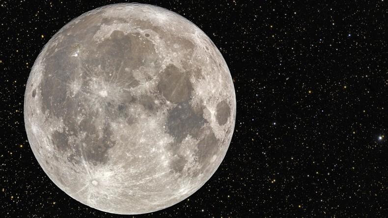 Endlich Mond besiedeln? Wasser überall auf Erdsatelliten entdeckt