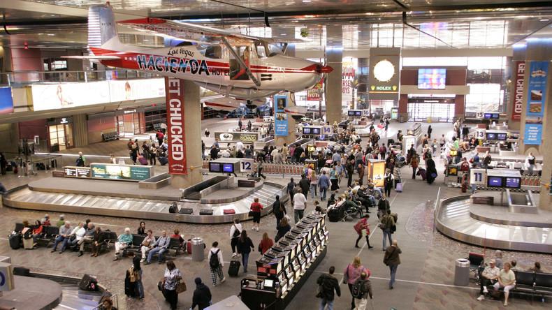 Last-Minute-Entsorgung: Flughafen von Las Vegas hilft, nicht konsumiertes Marihuana loszuwerden
