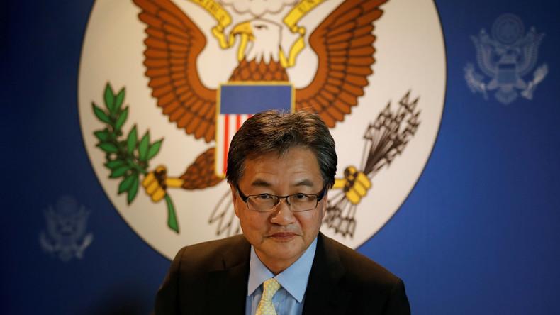 US-Außenministerium bestätigt Rücktritt des US-Sondergesandten für Nordkorea