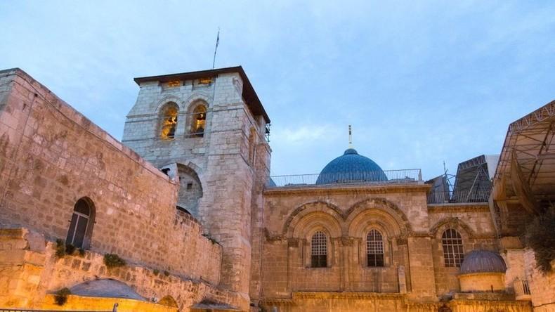 Jerusalemer Kirchenstreit: Israel legt umstrittene Pläne auf Eis