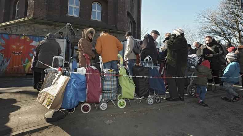 Wegen der Flüchtlingskrise nicht kürzer treten: Verständnis in der CSU für Essener Tafel