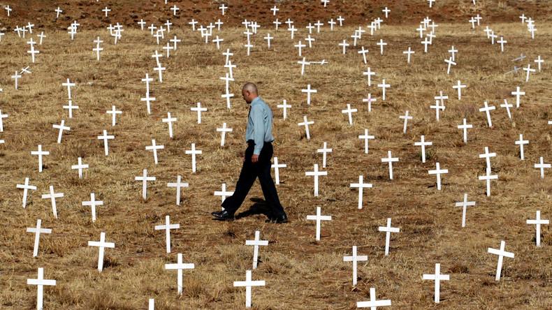 """""""Zeit für Versöhnung vorbei"""" - Südafrika beschließt Enteignung weißer Landwirte"""