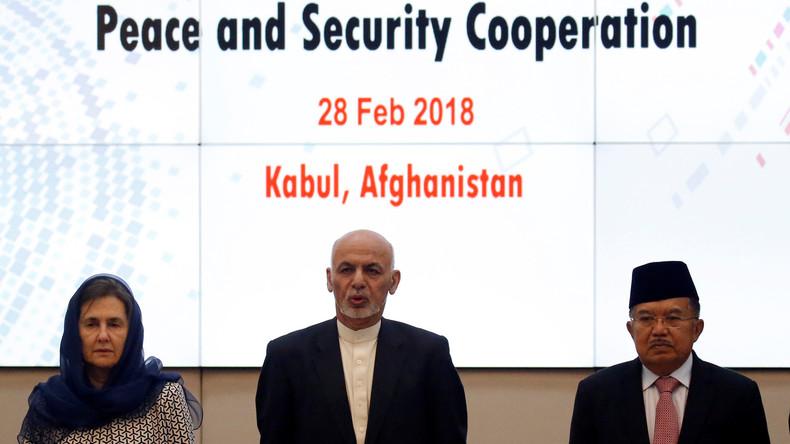 Afghanistan: Präsident Ghani macht Taliban Friedensangebot und bietet politische Anerkennung an
