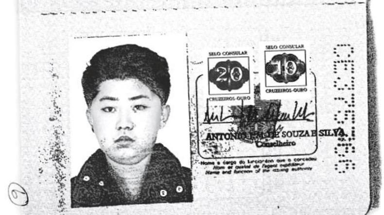 Geheime brasilianische Pässe von Kim Jong-un und seinem Vater entdeckt