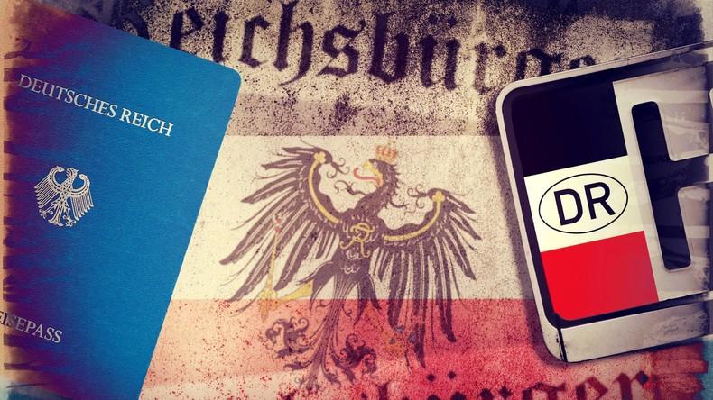"""Brandstiftung und viele Waffen: mutmaßlicher """"Reichsbürger"""" in Haft"""
