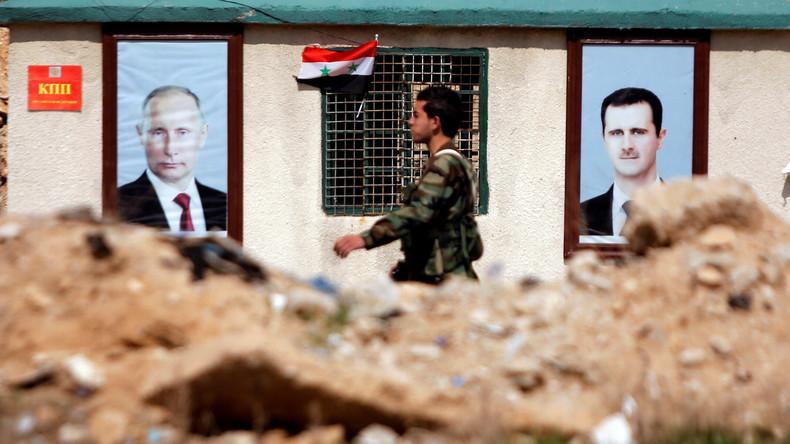 Berichterstattung über Ost Ghouta und Aleppo ist kaum zu unterscheiden (Video)