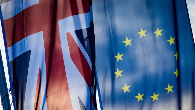 Zoff zwischen London und Brüssel: EU empört mit Brexit-Entwurf