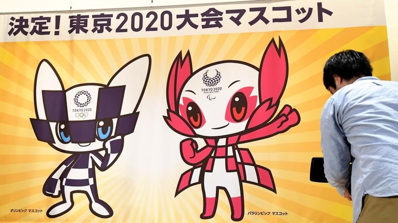 Japan wählt Maskottchen für Olympische Spiele 2020