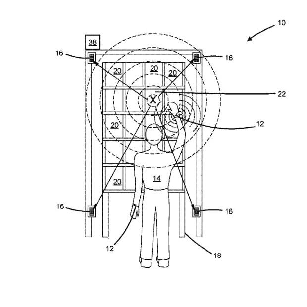 Amazon patentiert Armband, das Handbewegungen der Warenlager-Arbeiter kontrolliert