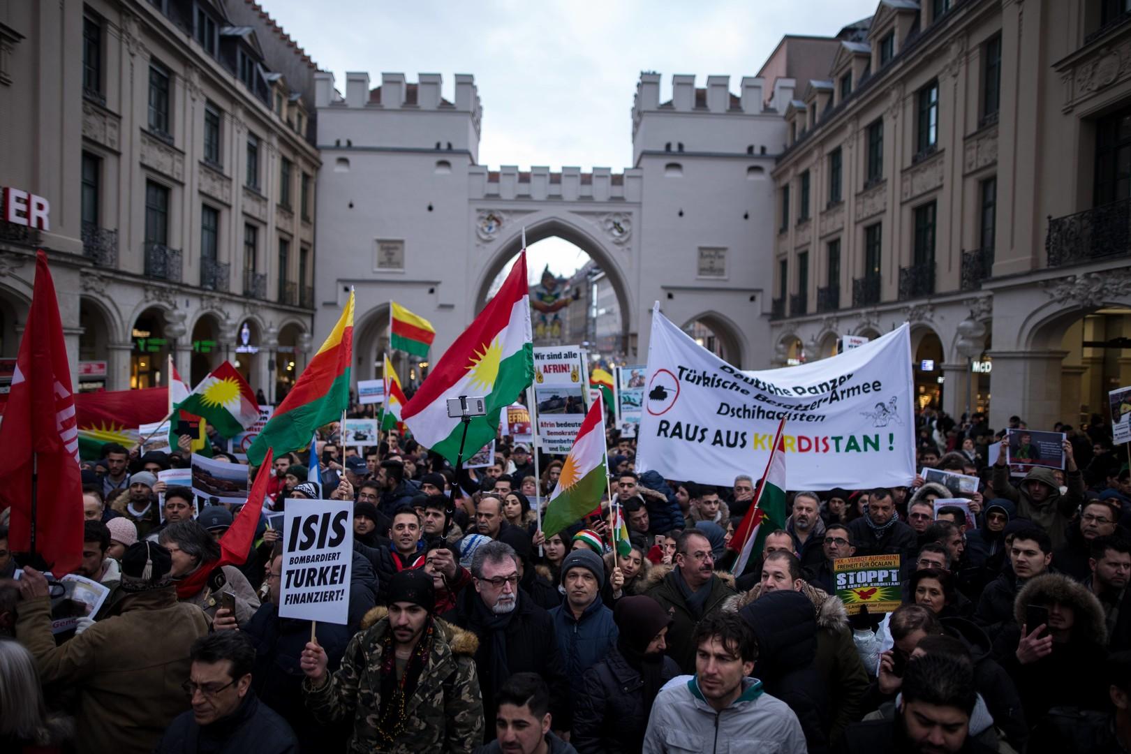Afrin-Offensive: Bisher schwerste Verluste für türkisches Militär