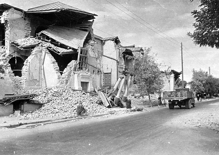 Unter Verschluss: Drei Tragödien, die die Sowjetregierung geheim hielt