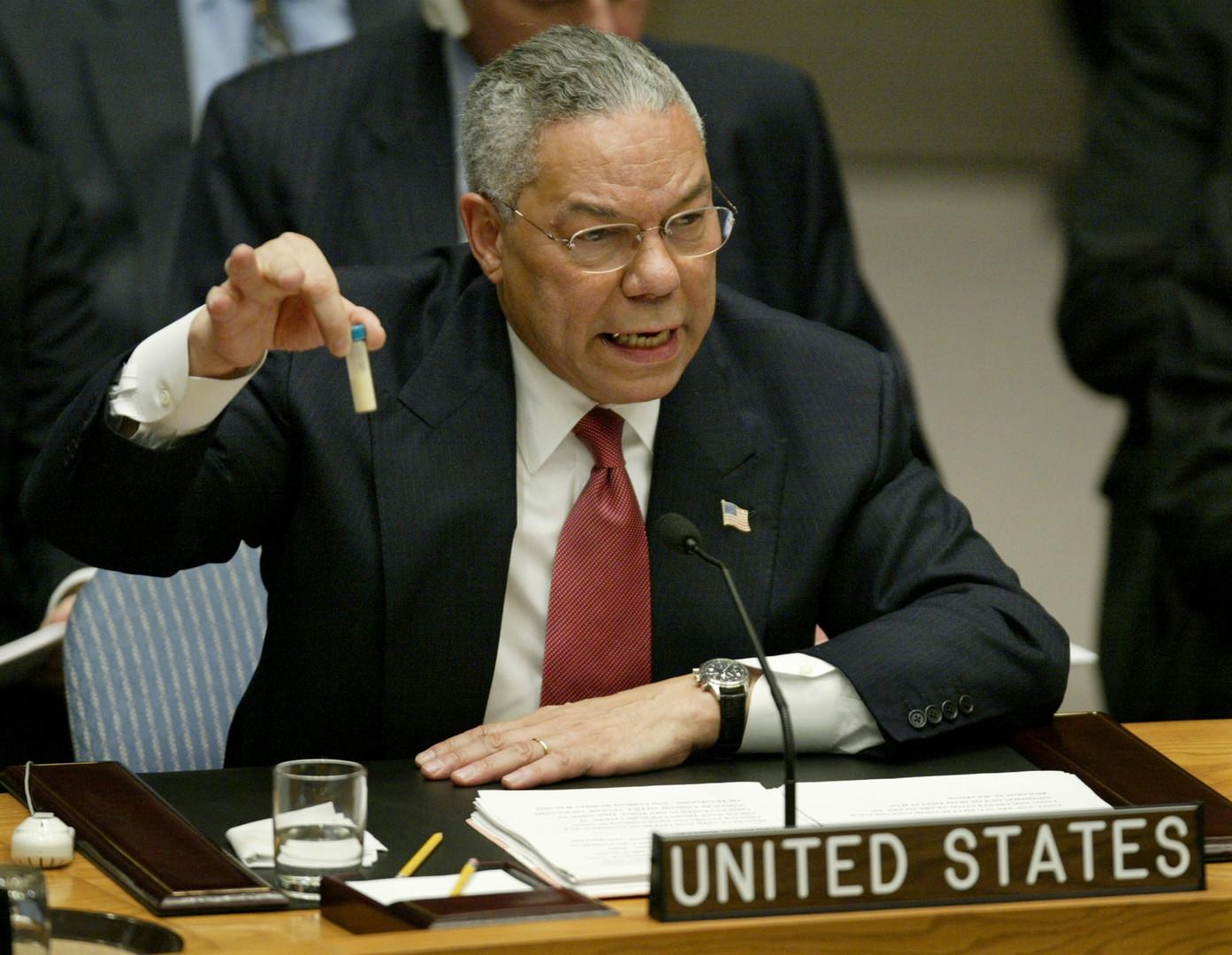 Täglich grüßt das Murmeltier: USA wollen Massenvernichtungswaffen in Syrien entdeckt haben