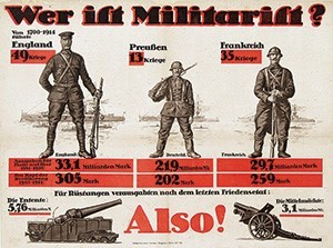 """Es ist wieder soweit: Ex-US-Botschafter fordert """"Germans to the front!"""""""