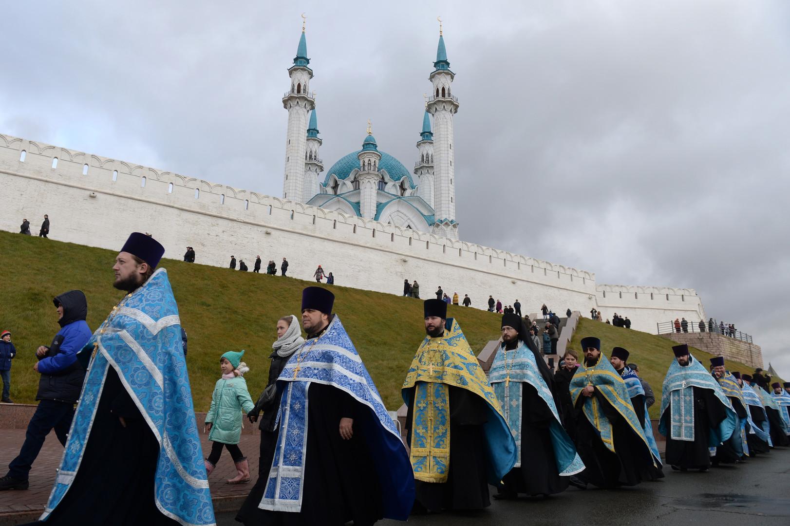 Kasan - Ein Reiseziel, welches mit zahlreichen Klischees über Russland bricht