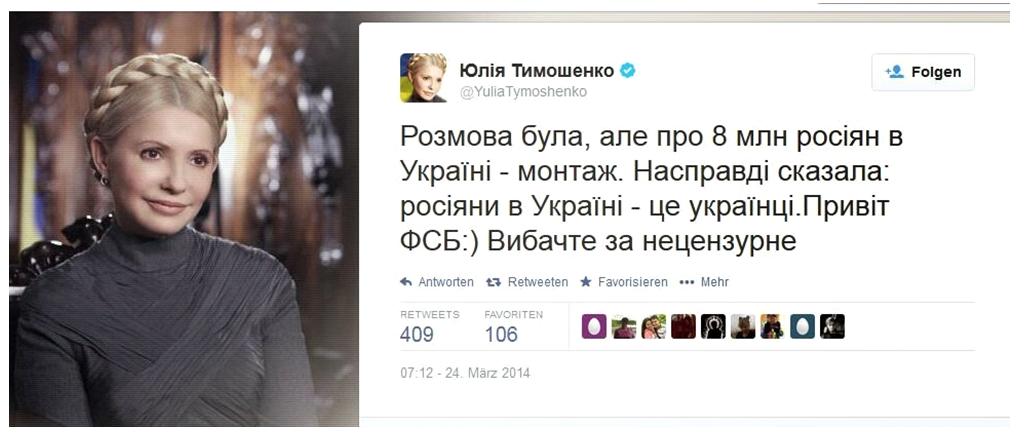 Die Ukraine, die Krim und die Frage nach dem Warum - Teil 4