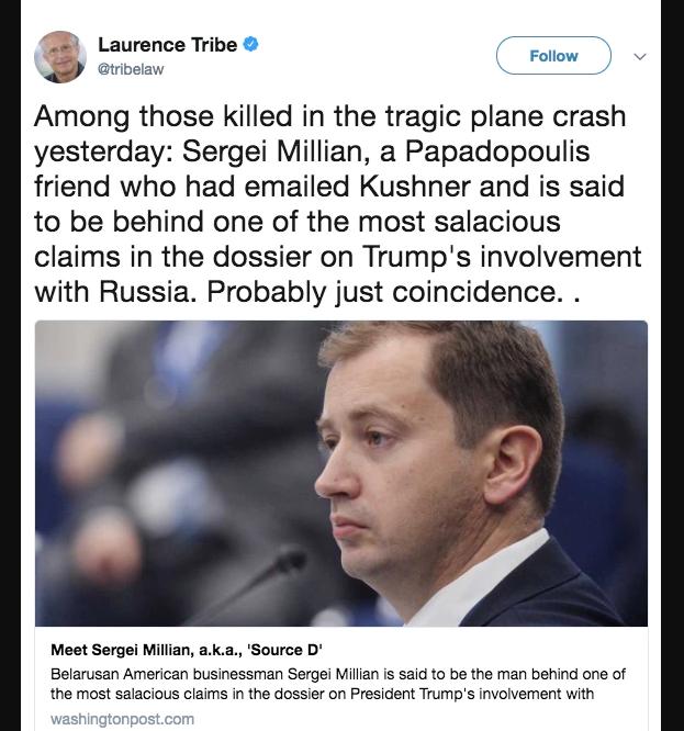 Harvard-Professor plagiiert Verschwörungstheorie und verbreitet antirussische Fake-News