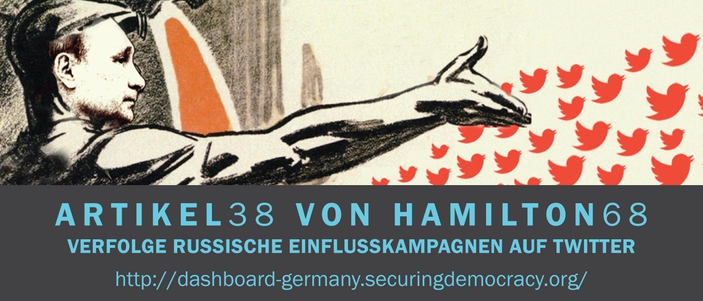Wie der deutsche Steuerzahler anti-russische Propaganda von US-Denkfabriken finanziert