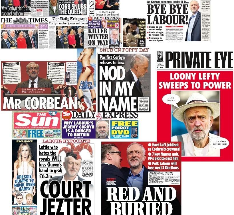 Fake-News-Kampagne in Großbritannien: Labour-Chef Corbyn soll Stasi-Informant gewesen sein