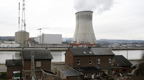 Kurz vor dem GAU? Atomkraftwerk Tihange in Belgien
