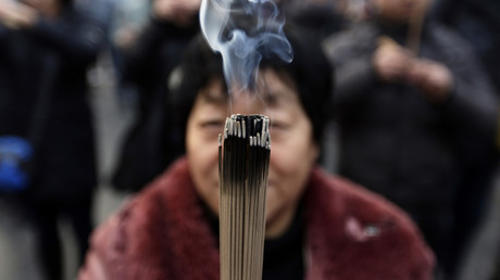 Menschenrechte und China - alles Schall und Rauch?