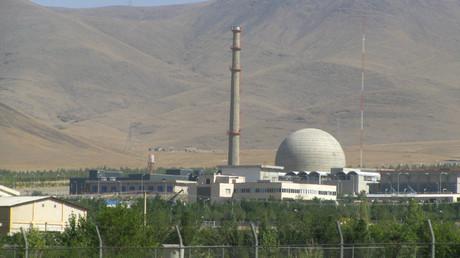 Arak-Reaktor des Iran, Bildquelle: © Nanking2012 / Wikipedia