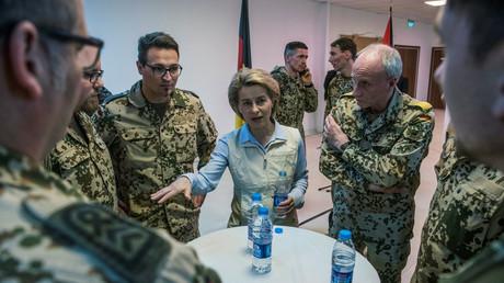 Bereits bei ihrem Besuch in Jordanien kündigte Verteidigungsministerin Von Der Leyen die dauerhafte Präsenz der Bundeswehr in der Region an.