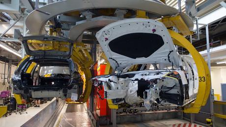 EU-Kommissarin: Autoindustrie anfällig für Kartelle (Symbilbild)