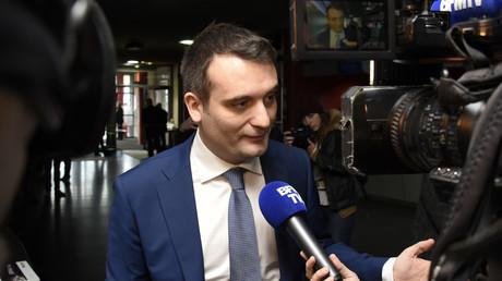 Ex-Vize von Marine Le Pen gründet neue Anti-EU-Partei