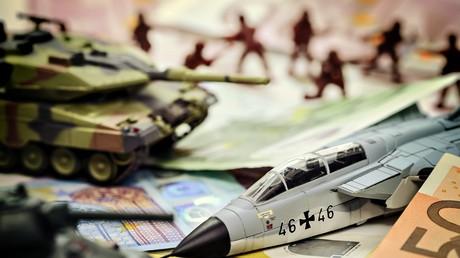 Symbolbild: Deutsche Verteidigungsausgaben