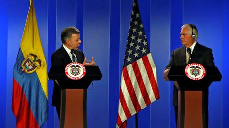 Lost in translation... Selbst US-konforme Regierungen wie in Kolumbien zeigen keine Lust, sich an den US-Regime Change Plänen für Venezuela aktiv zu beteiligen.