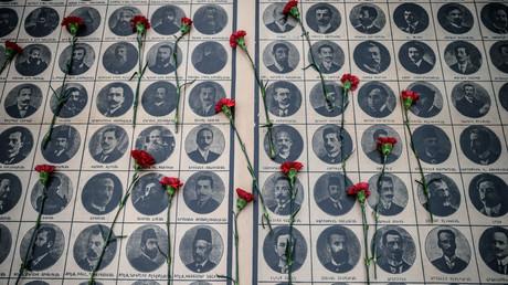 Niederländisches Parlament erkennt Völkermord an Armeniern an