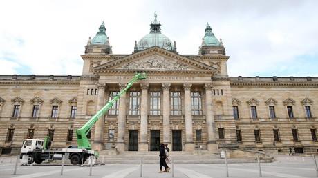 Das Bundesverwaltungsgericht in Leipzig konnte am Dienstag noch zu keiner Entscheidung über Fahrverbote für Dieselfahrzeuge kommen.