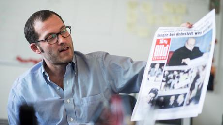 Kritikresistent: Bild-Chefredakteur Julian Reichelt