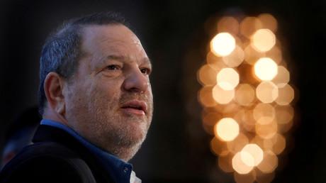 Harvey Weinstein in New York, USA, 5. Dezember 2012.